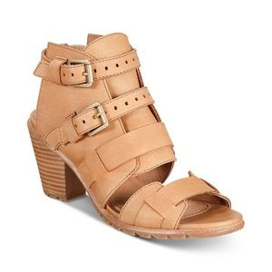 NEW Sorel Nadia Buckle II Sandals 7.5